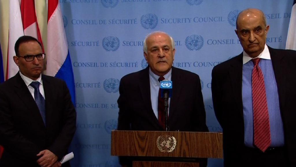 以巴加沙衝突 聯合國安理會無採取任何行動