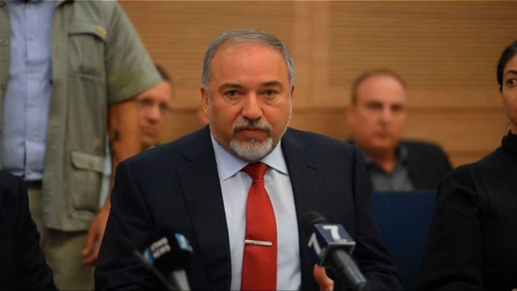 以巴爆發衝突 以國防部長否認使用過度武力