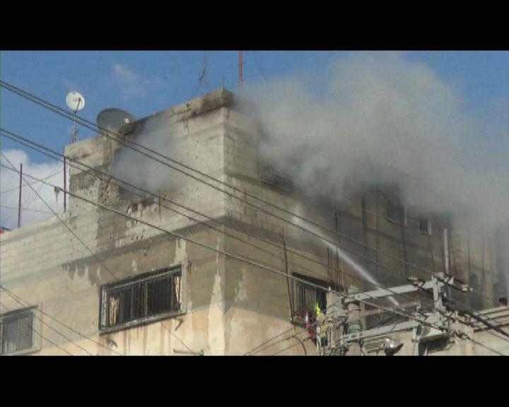 以色列續空襲加沙哈馬斯據點