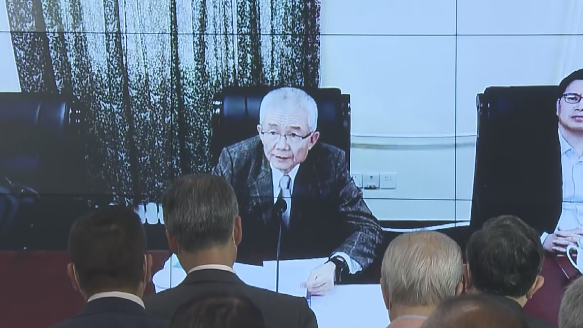 全國港澳研究會徐澤:香港社會要在重大政治法律問題上取得共識