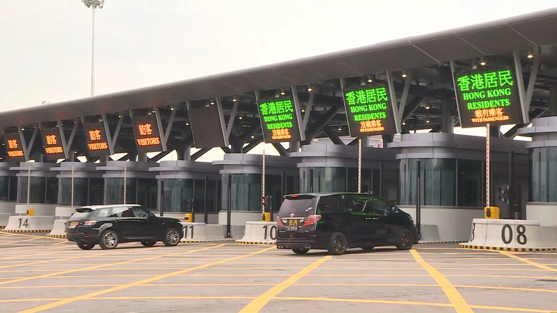 內地本月中起放寬粵港跨境車牌申請門檻