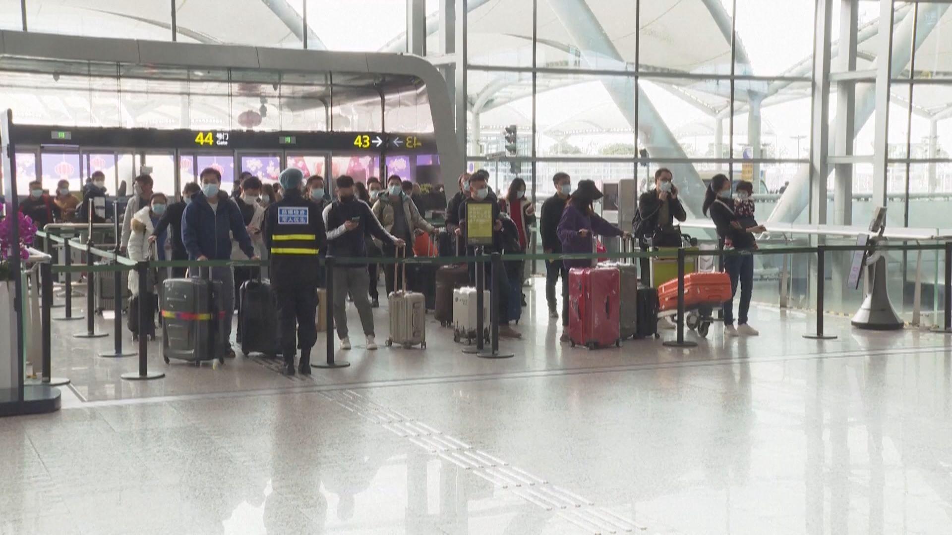 廣州當局呼籲中高風險地區居民端午不出遊