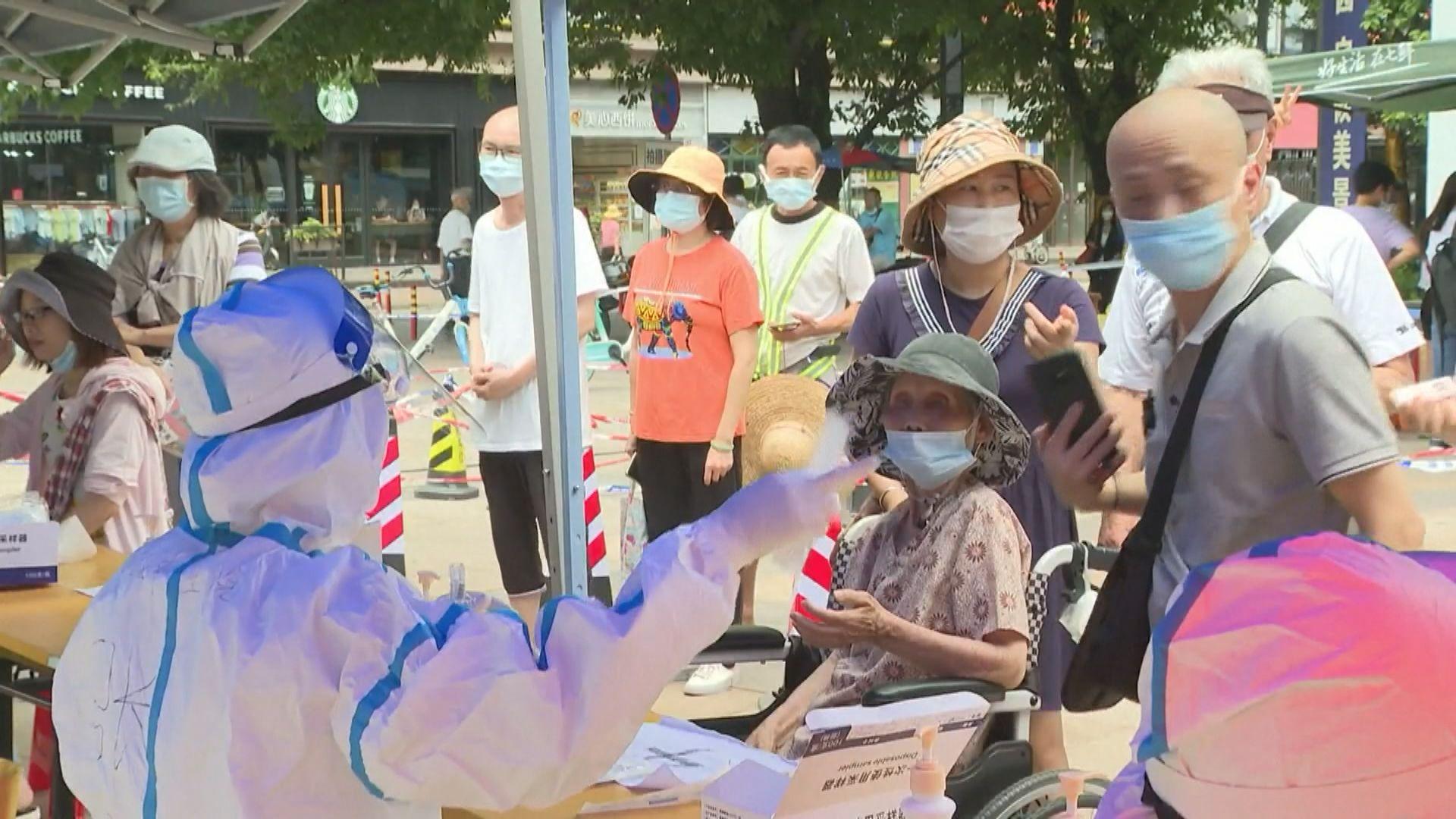 廣州增4宗新冠病毒本地個案 來自荔灣區白鶴洞街