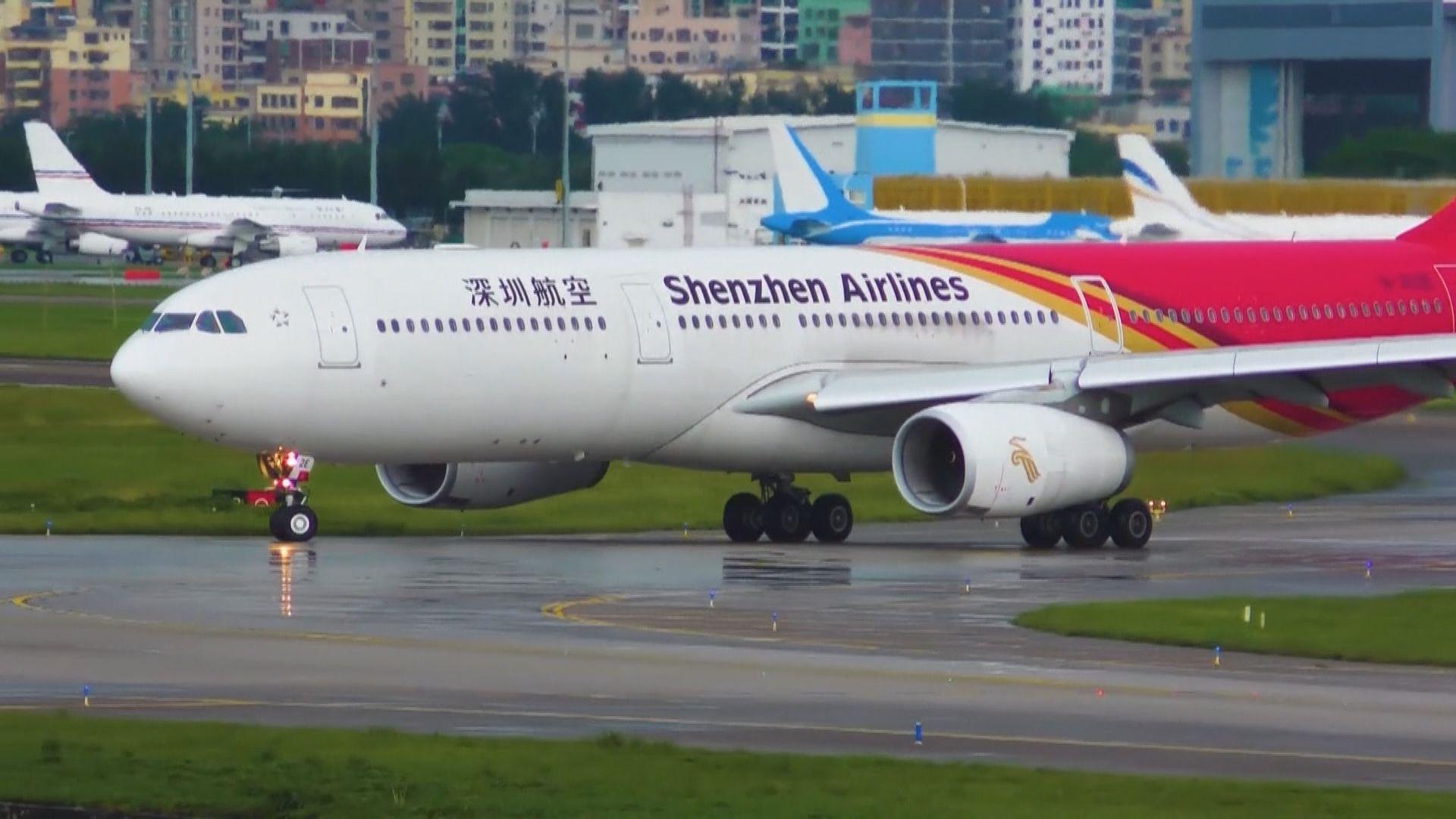 南非抵深圳航班32名乘客確診 部分感染印度變種病毒