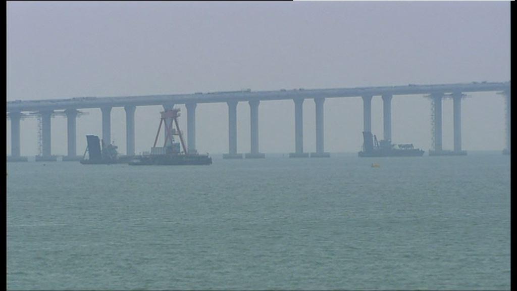 港珠澳大橋私家車擬收150元人民幣