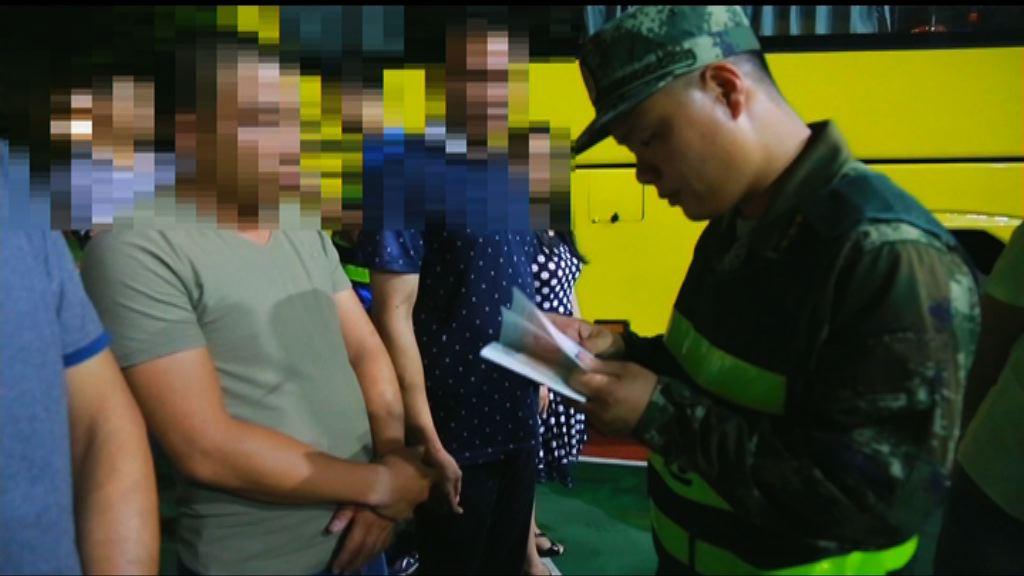 警方與公安聯手破獲293宗偷渡案