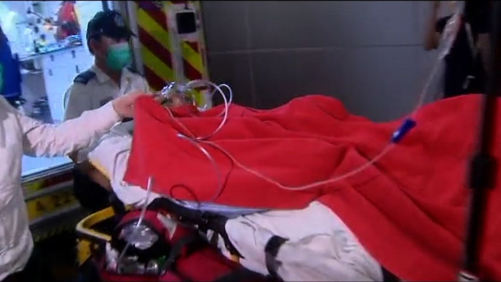 港旅行團內地車禍 最後七名傷者陸續返港