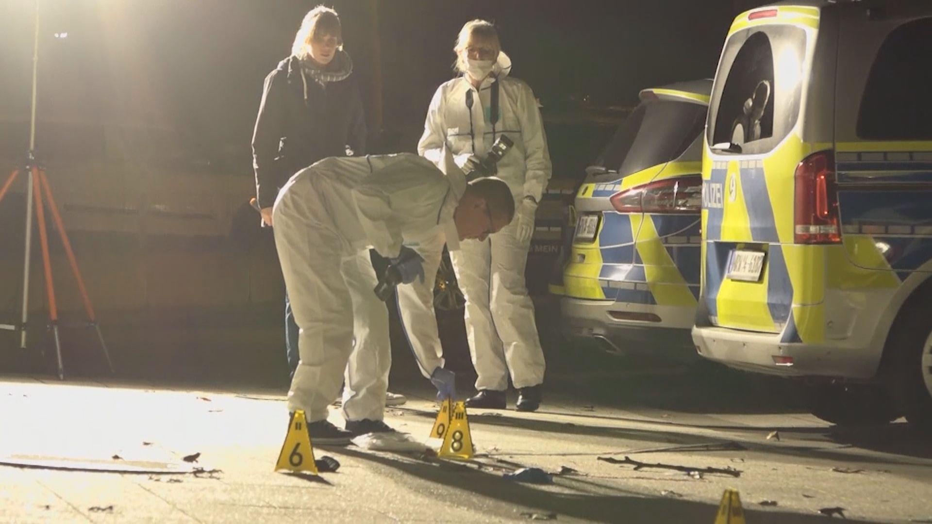 德國男子企圖用刀施襲被警員開槍擊斃