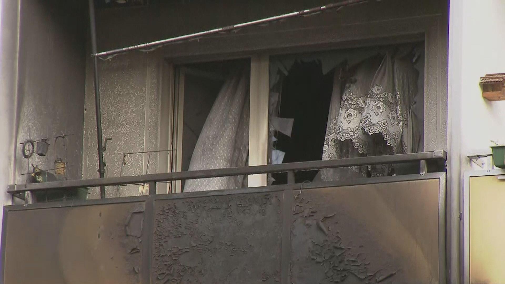 德國東部有住宅單位爆炸 一死十一傷