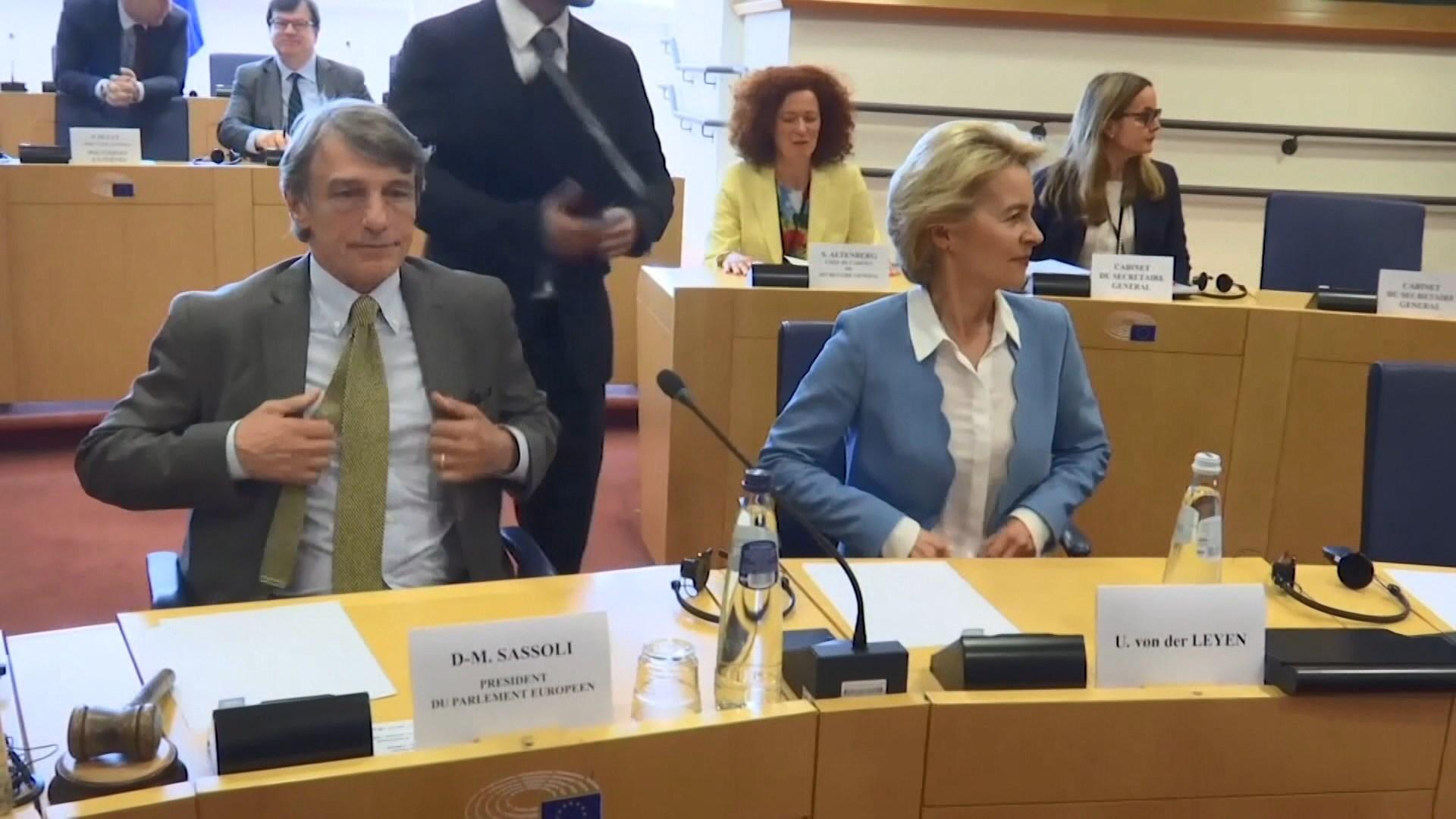 馮德萊恩辭德國防長 預備任歐盟委員會主席