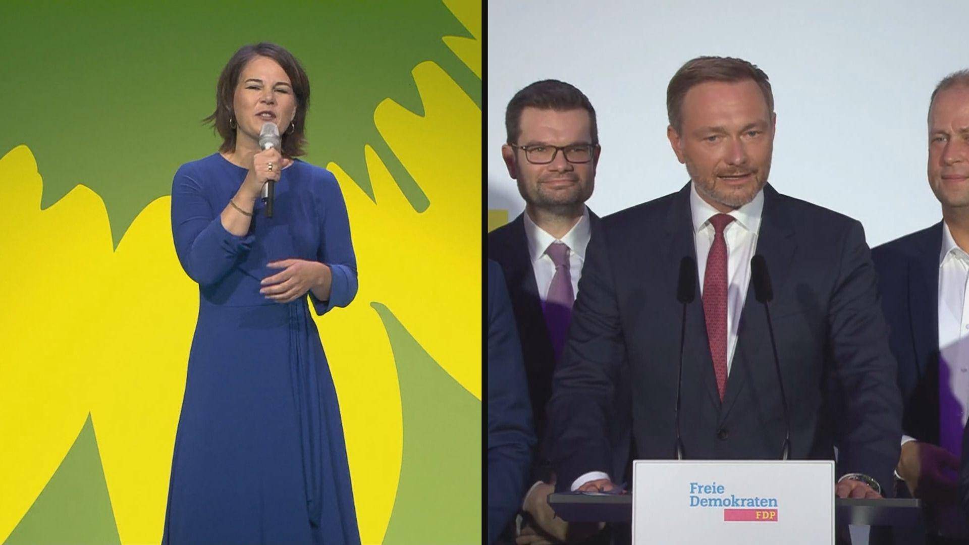 社民黨冀聖誕前與綠黨及自民黨達成籌組政府協議