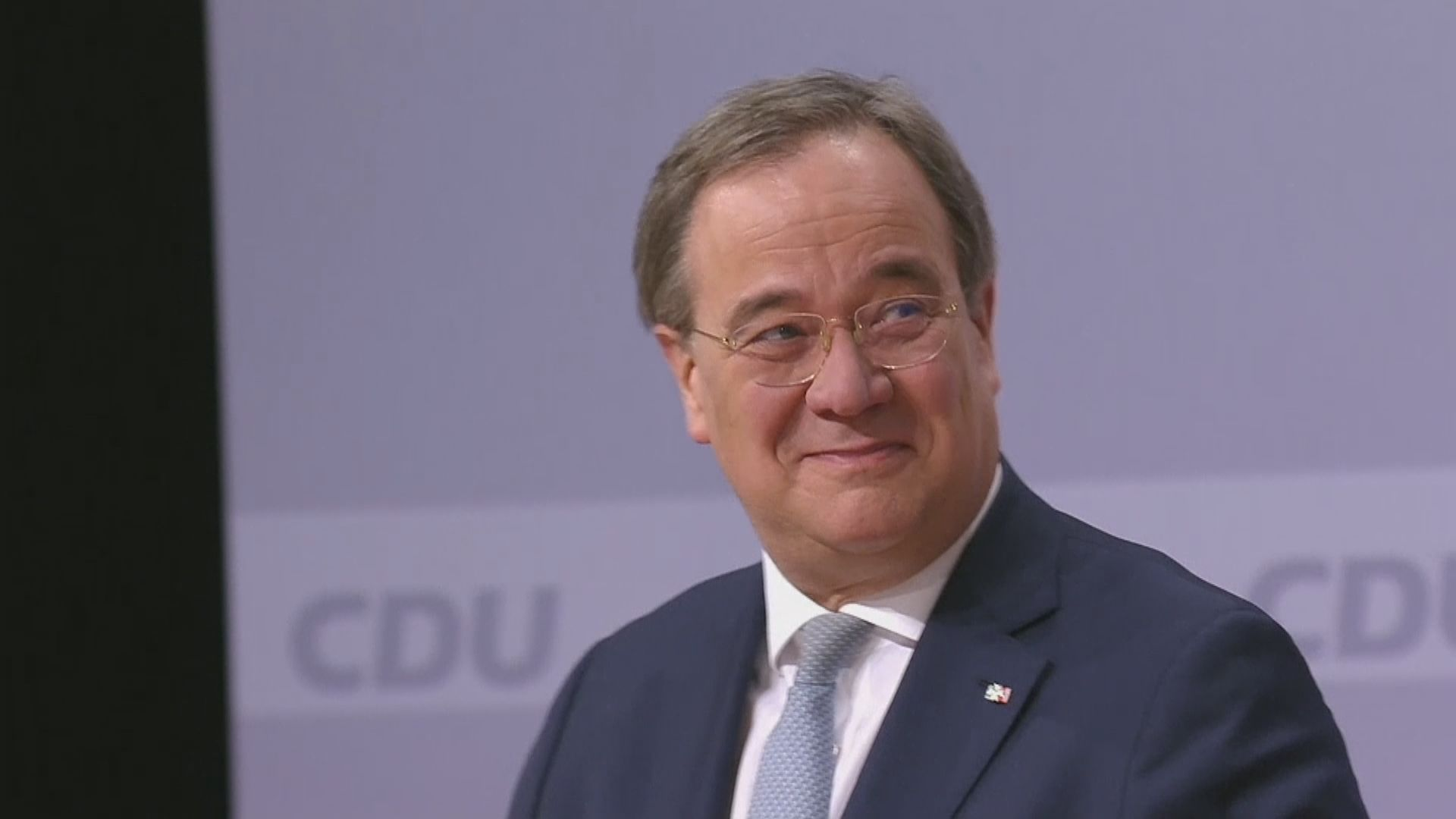 拉舍特當選德國執政基民盟主席