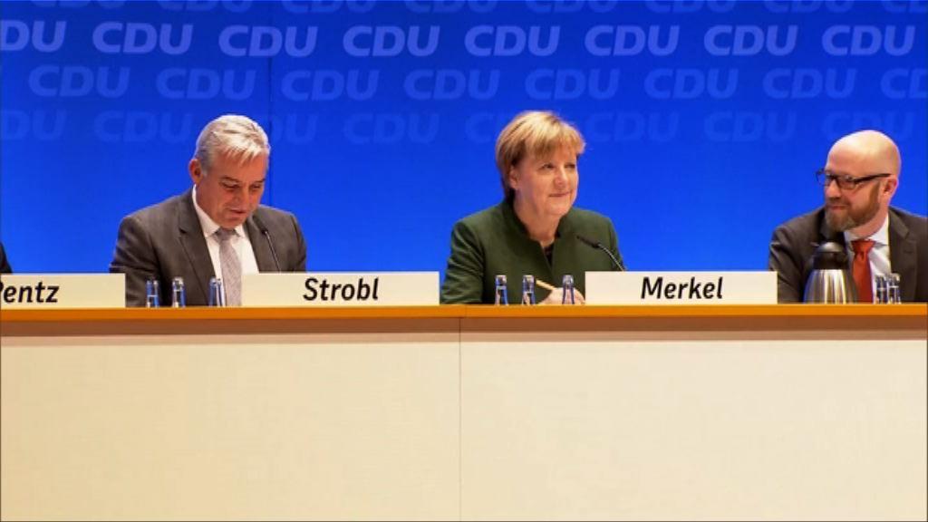德國有信心歐盟團結與英談脫歐
