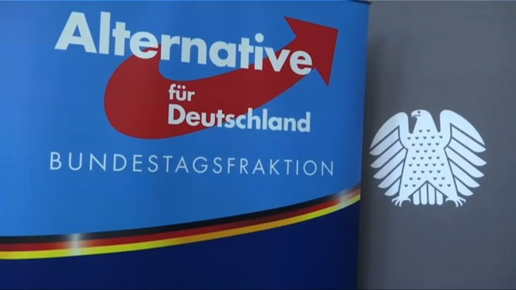 德國另類選擇黨聲言會對執政聯盟強硬