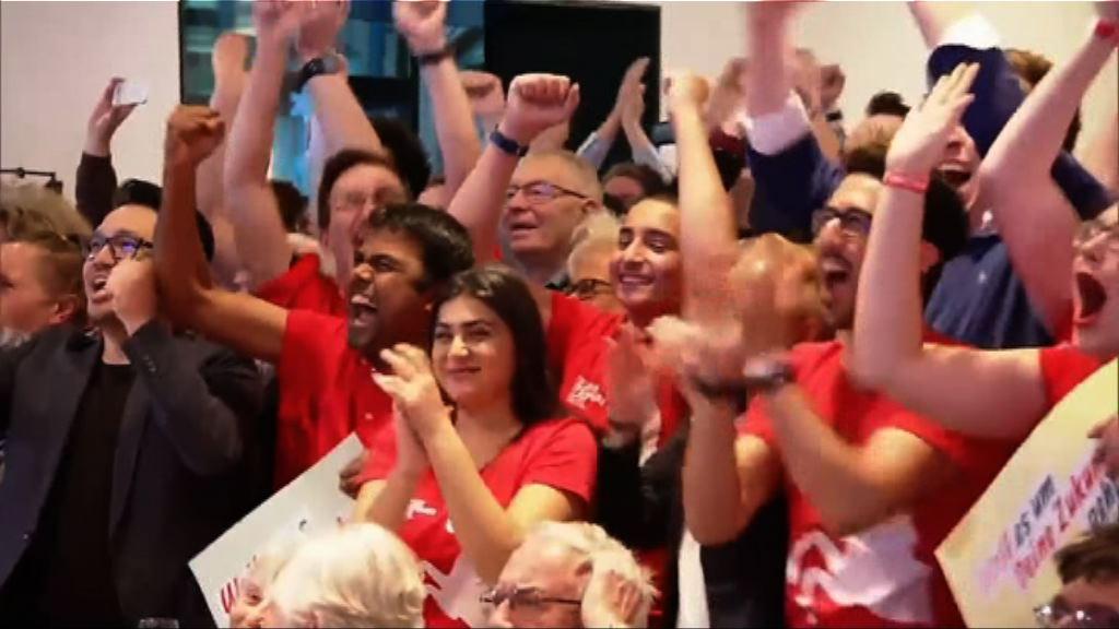 德國社民黨勝出北部州議會選舉