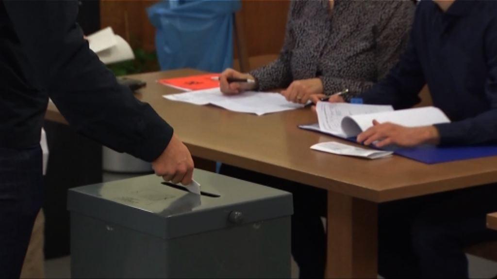 德國大選開始投票 默克爾籲民眾踴躍投票