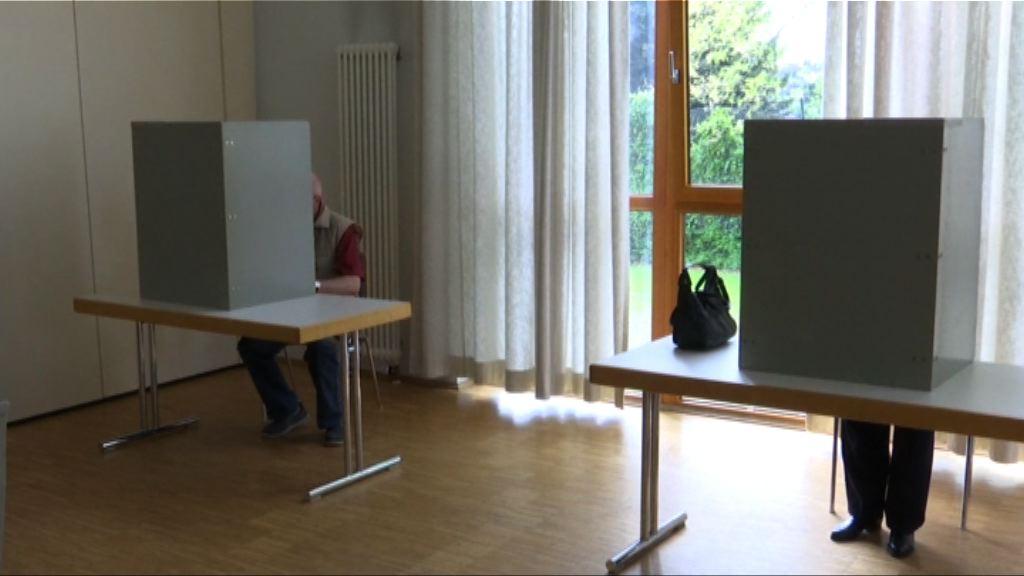 德國北威州地方選舉開始投票