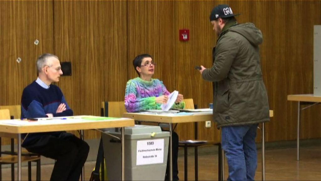 德國三州選舉 或重畫政治版圖