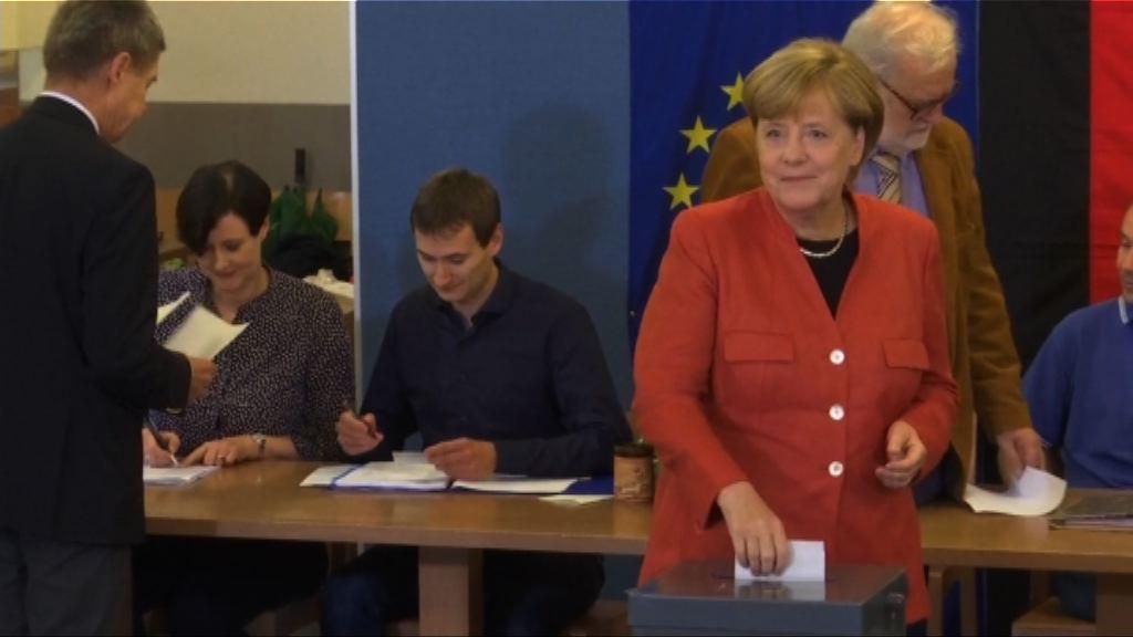 德國大選低投票率或令六個政黨進入國會