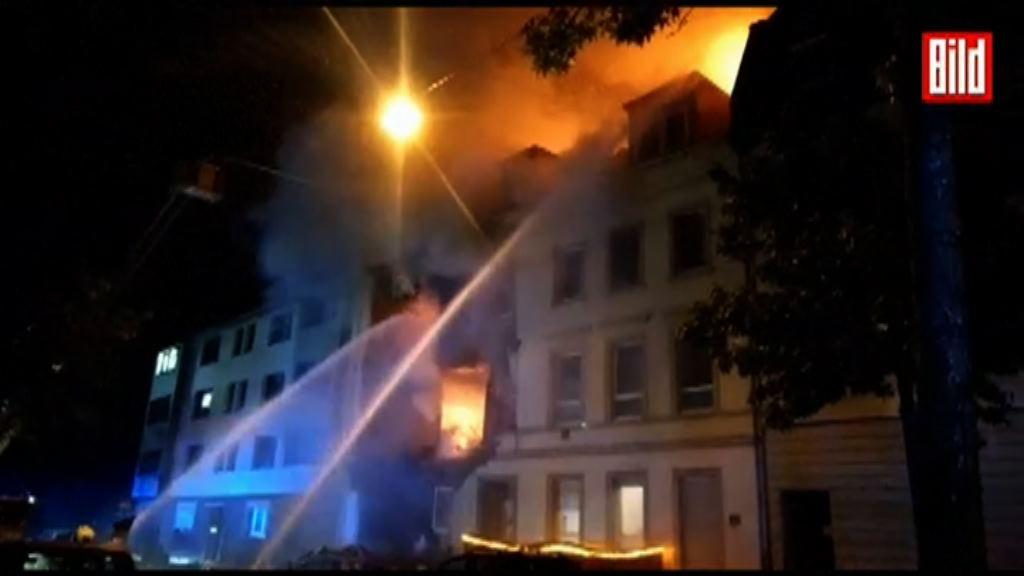 德國西部住宅爆炸最少25傷