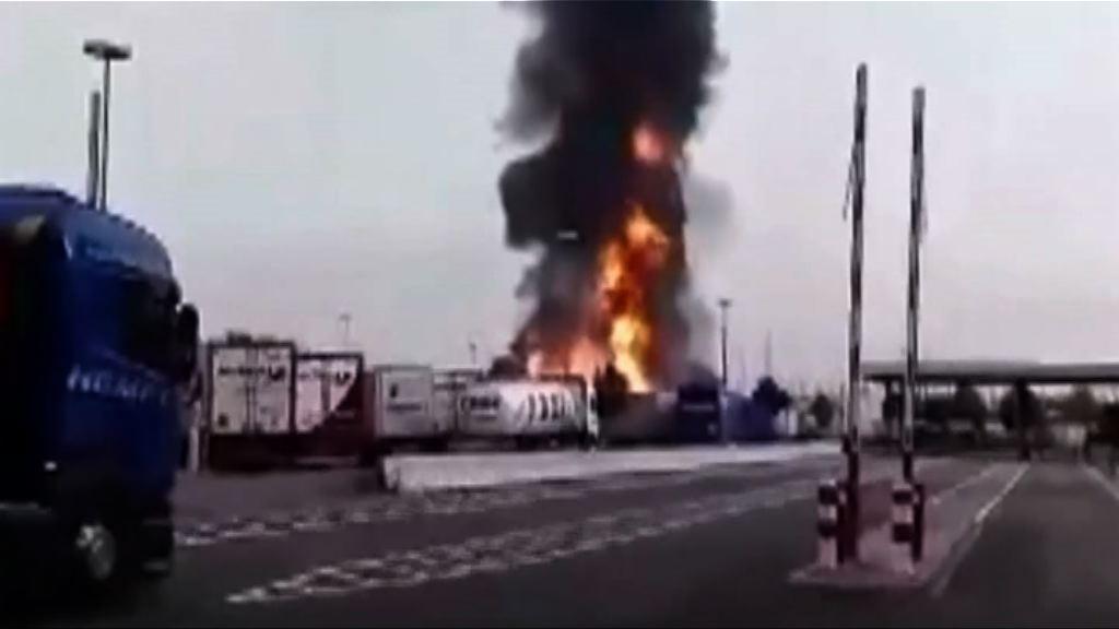德國西南部化工廠爆炸最少一死六傷