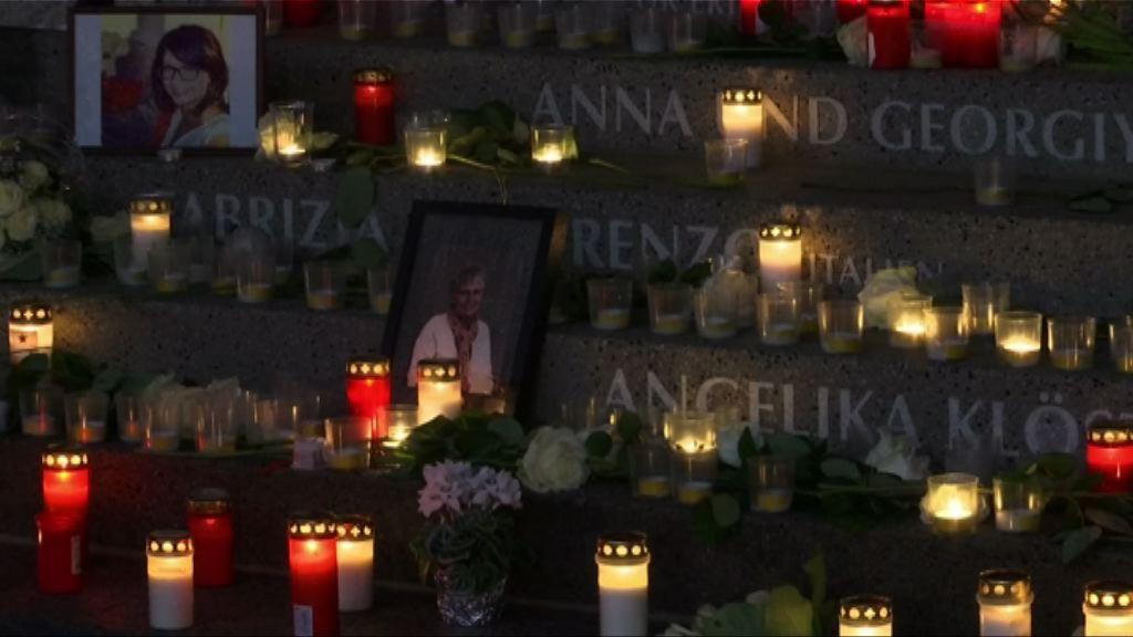 德悼念柏林聖誕市集恐襲一周年