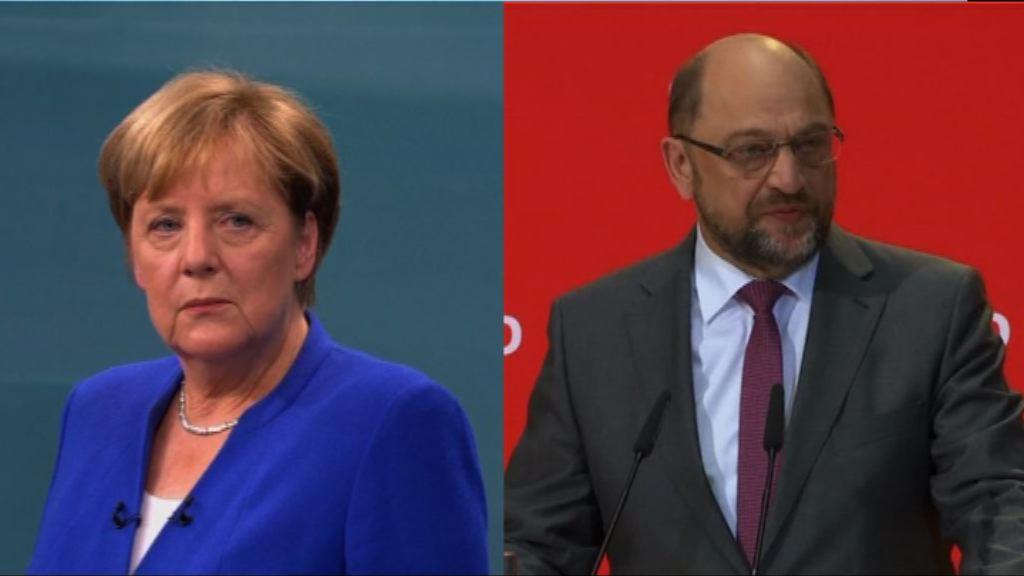 基民盟與社民黨組閣試探性談判