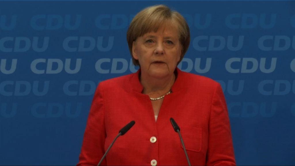默克爾被限時兩周協商難民政策