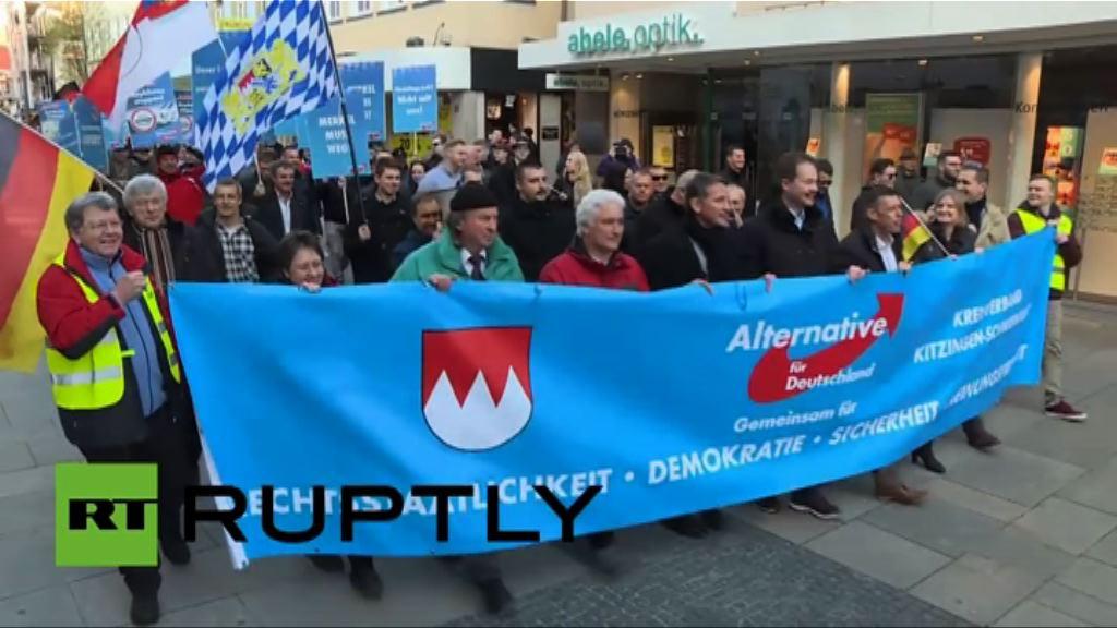 新興政黨獲支持反映德國社會求變