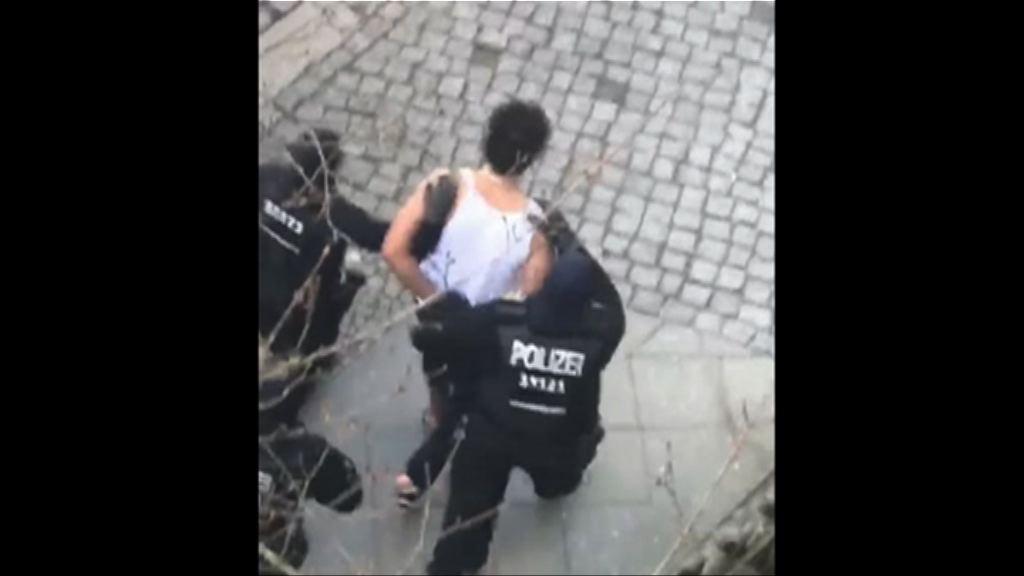 德國警方搗破恐襲陰謀拘捕六人