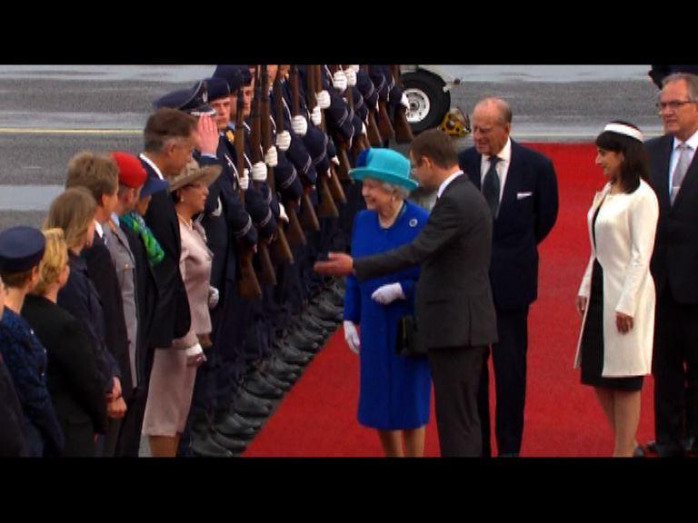 英女王訪德將首次參觀集中營