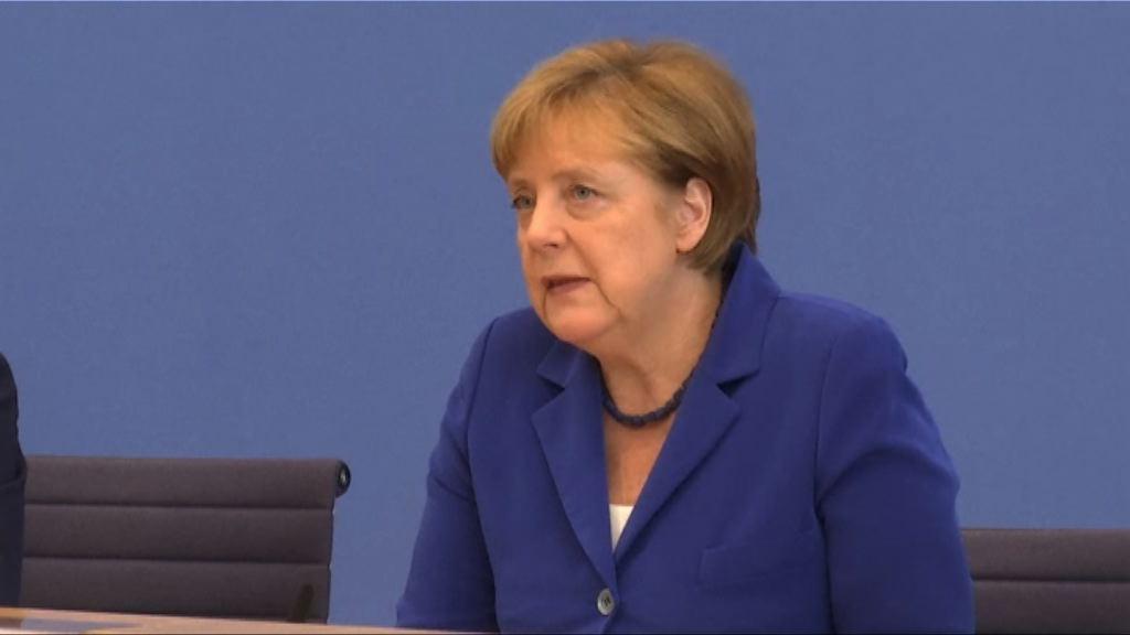 默克爾為不封頂難民政策辯護