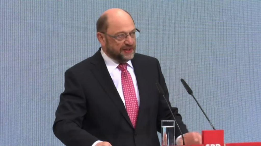 舒爾茨稱強大的歐盟使德國更強
