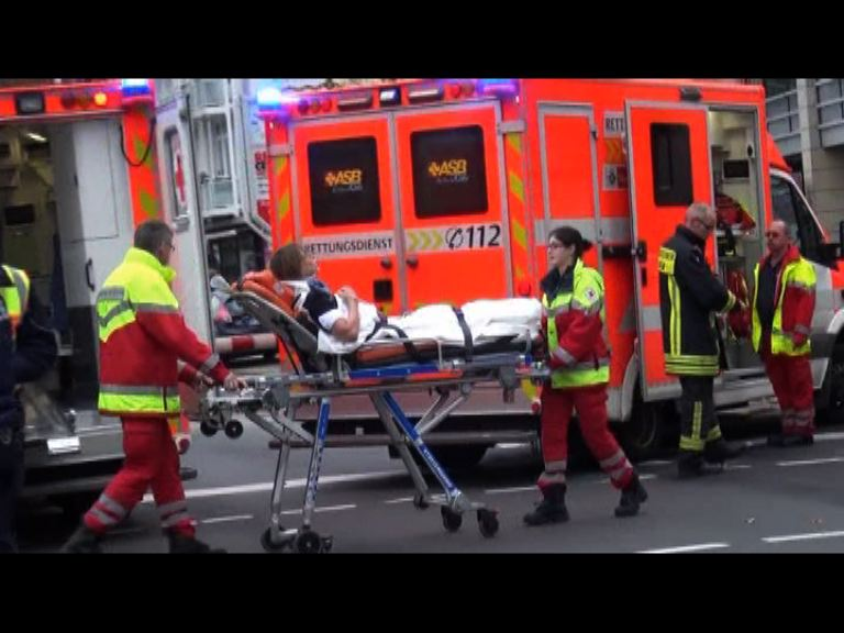 德國科隆市長參選人遭刺傷送院