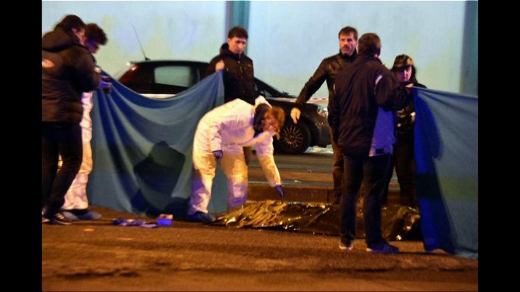 柏林襲擊案疑犯遭擊斃 曾被美列入禁飛名單