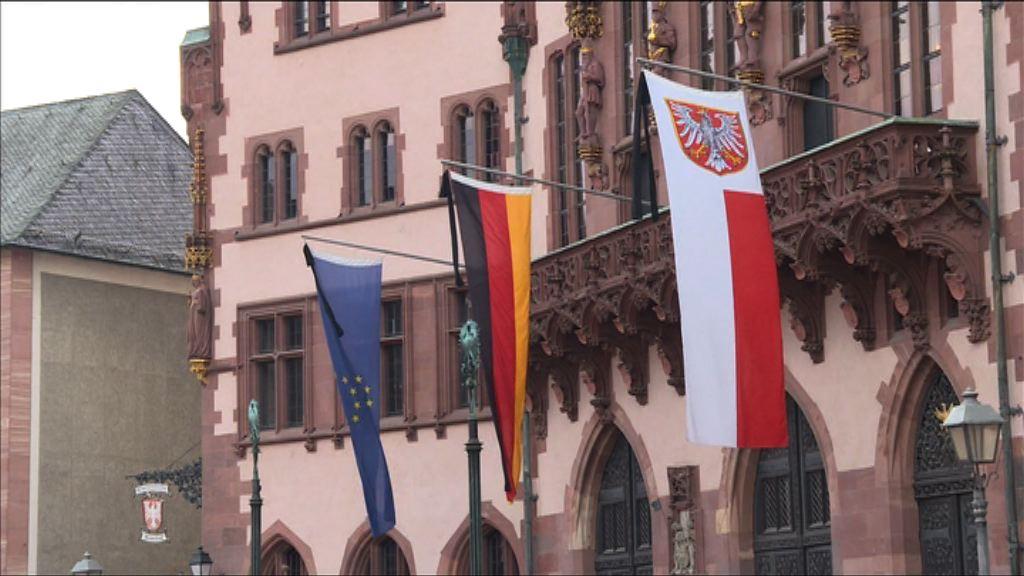 外國官員選舉前禁赴德集會宣傳