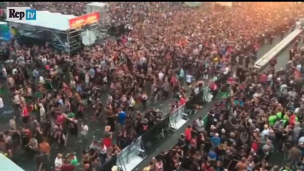 德國收具體恐襲威脅叫停音樂節
