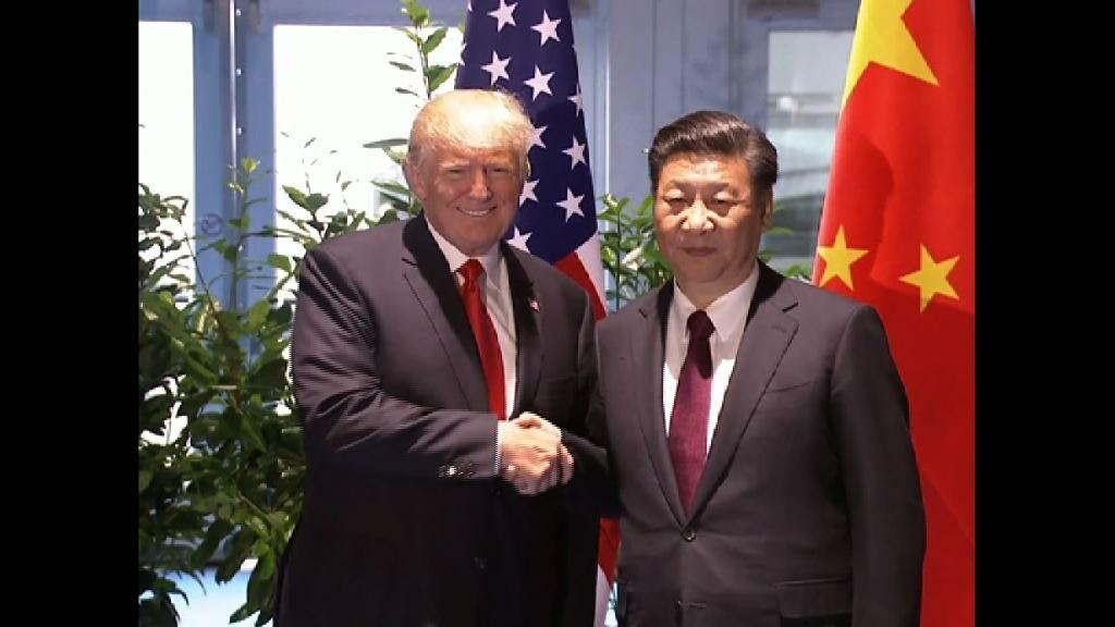 中美元首會晤商討北韓核問題
