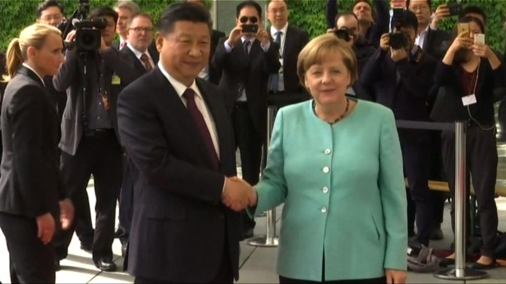 習近平訪德 冀德國為中歐關係發展發揮作用