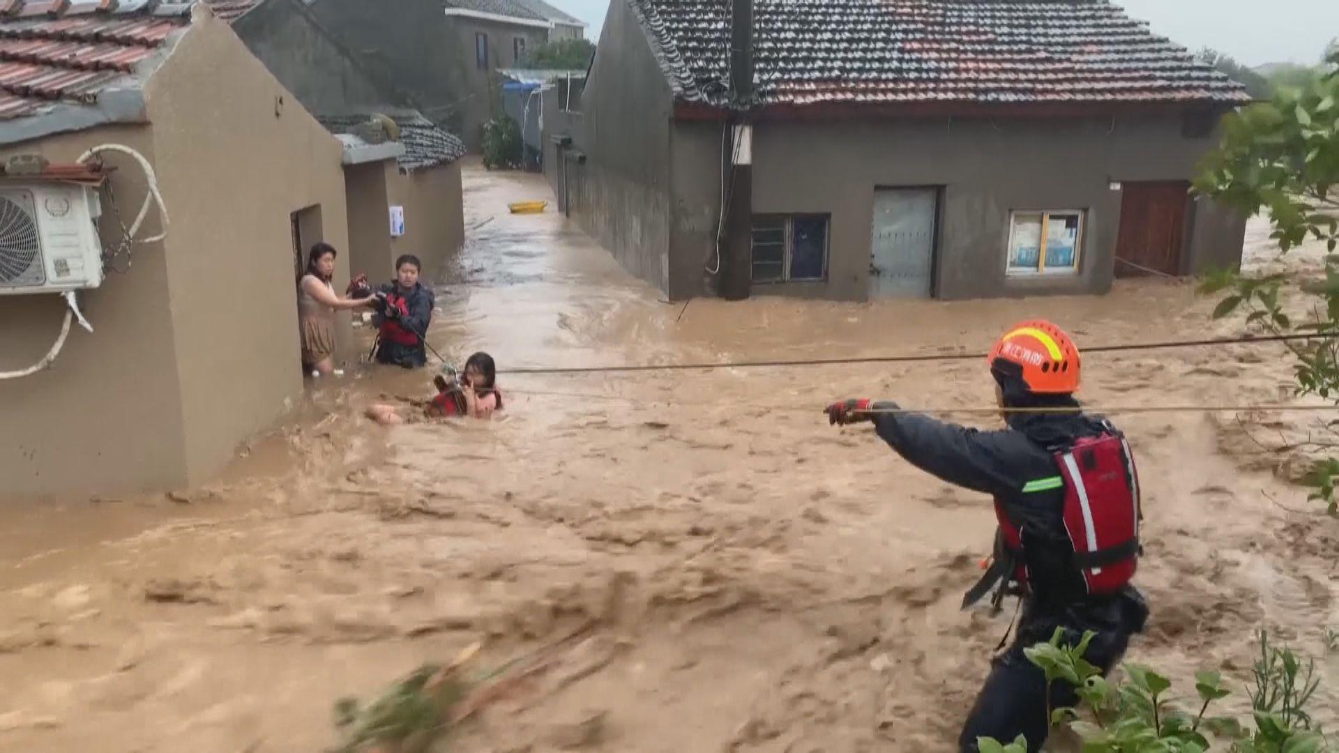 研究稱2050年全球三億人受洪水威脅