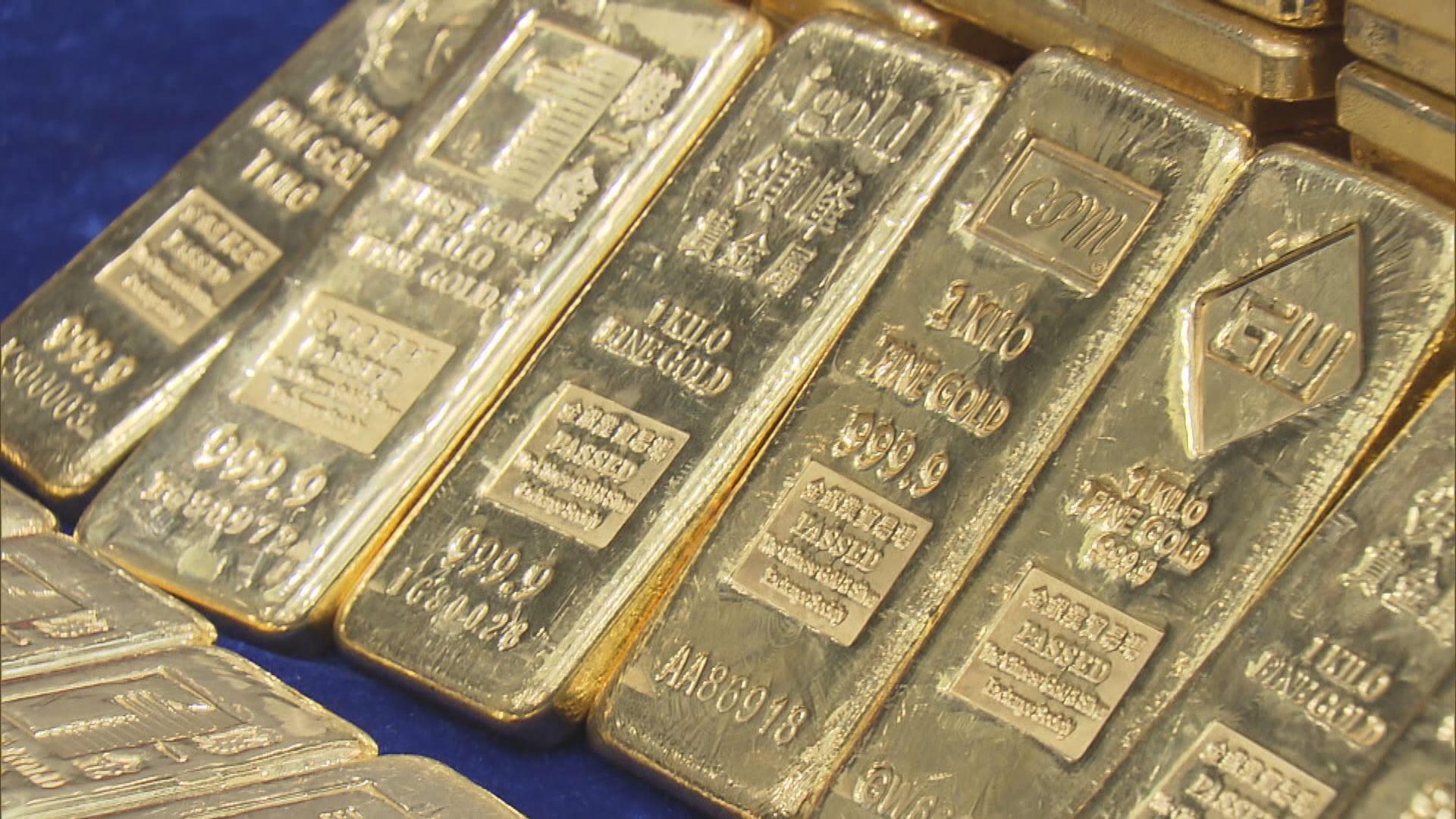 金銀業貿易場料今季金價突破2000美元一盎司