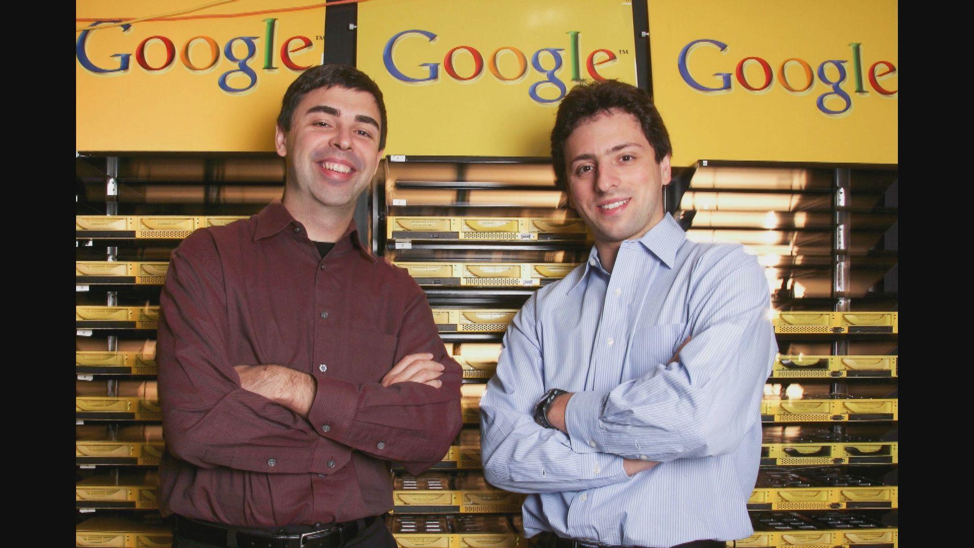 Google兩名創辦人退居幕後