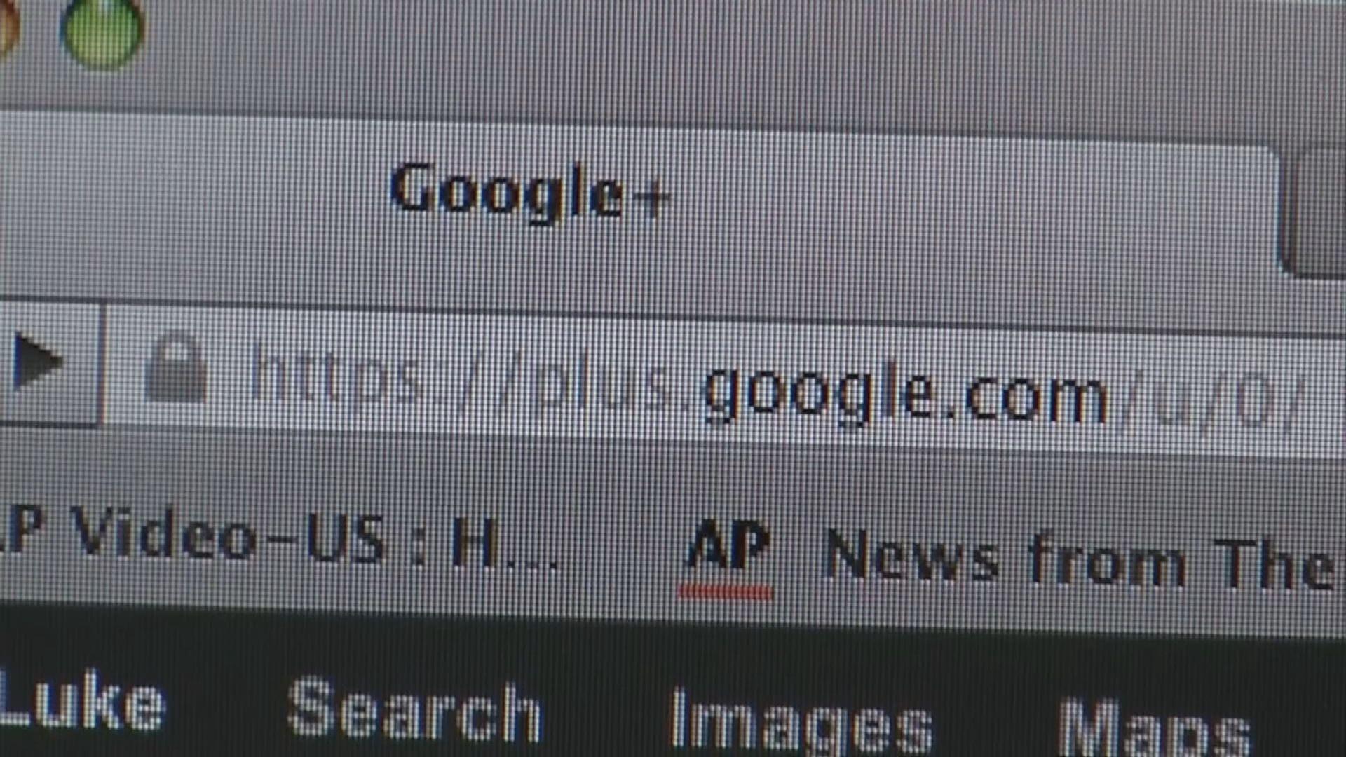 文件指公開Google+資料外洩或損聲譽