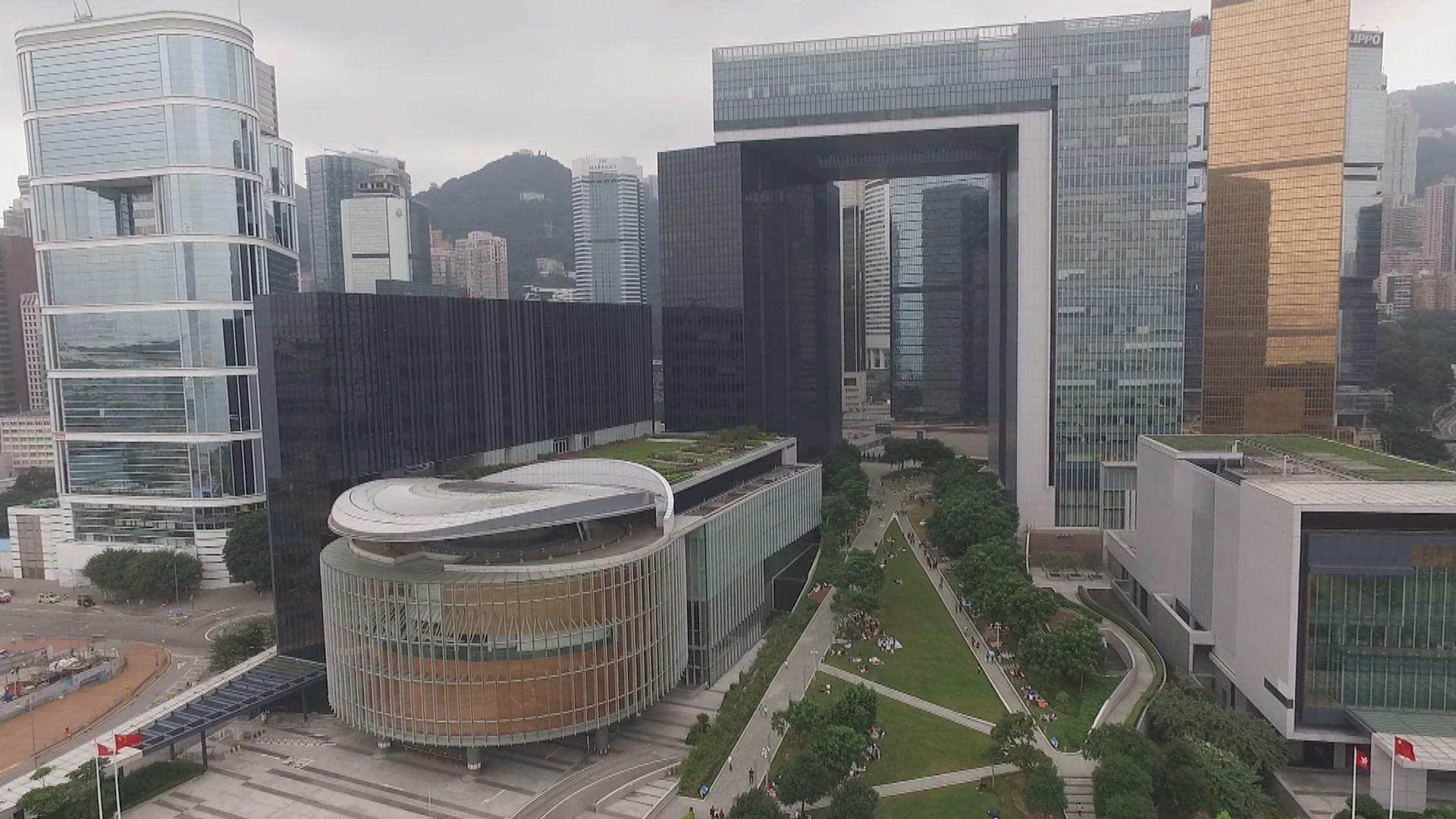 司局長群出撰文 支持立香港國安法