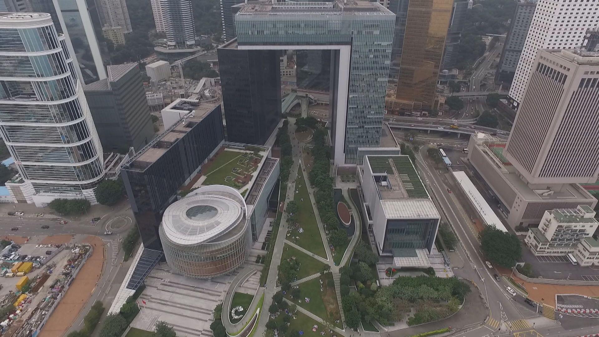 政府奉勸政界人士停止促請其他政府干預香港事務