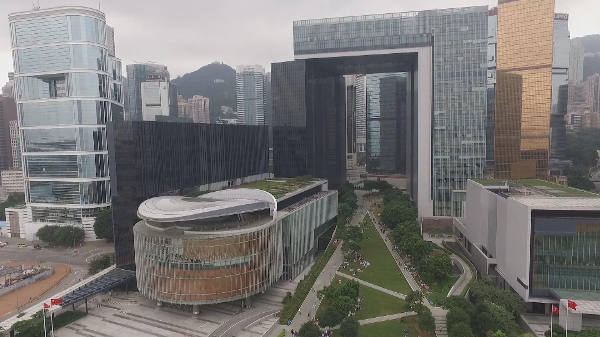港府:日本部分政客干涉中國內政及特區事務