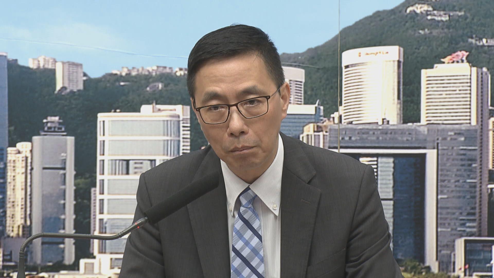 楊潤雄:不會主動向學校查問罷課師生名單