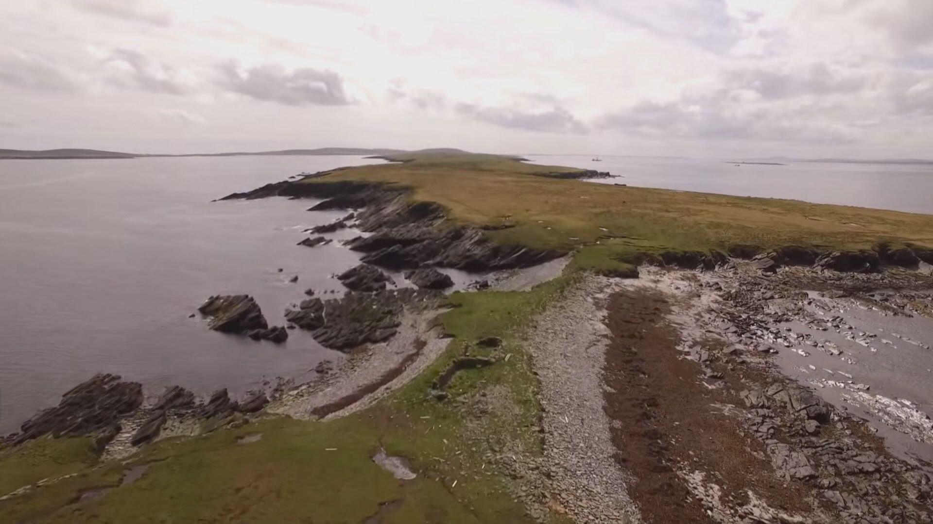 【環球薈報】三個蘇格蘭島標價20萬歐元