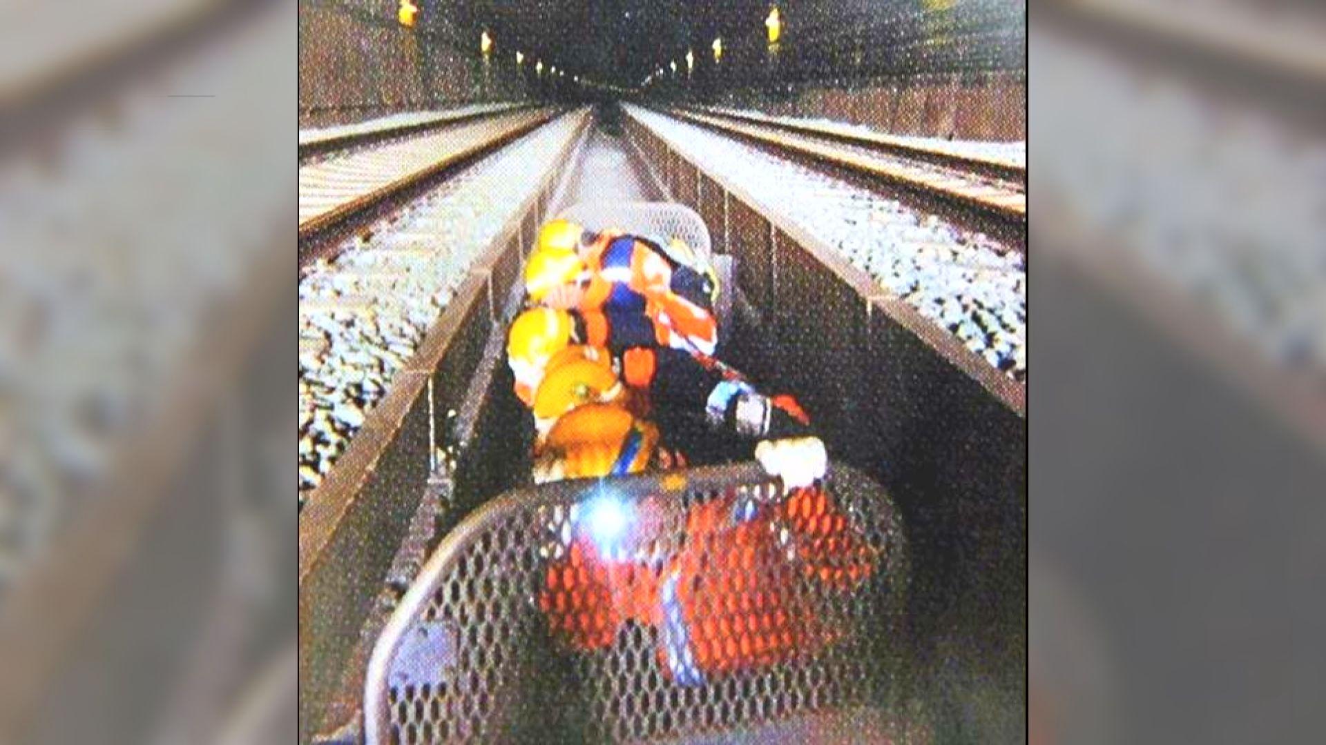 【環球薈報】JR西日本停止隧道內風速體感訓練