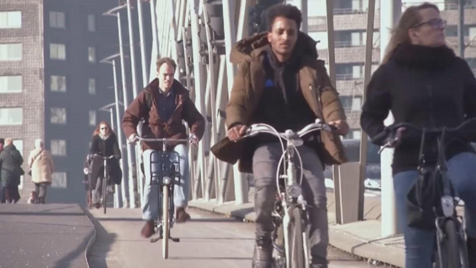 【環球薈報】荷蘭投放三億歐元推廣使用單車